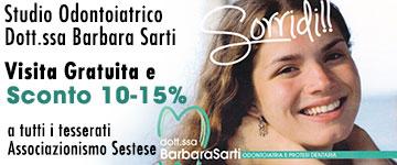Barbara Sarti Odontoiatra